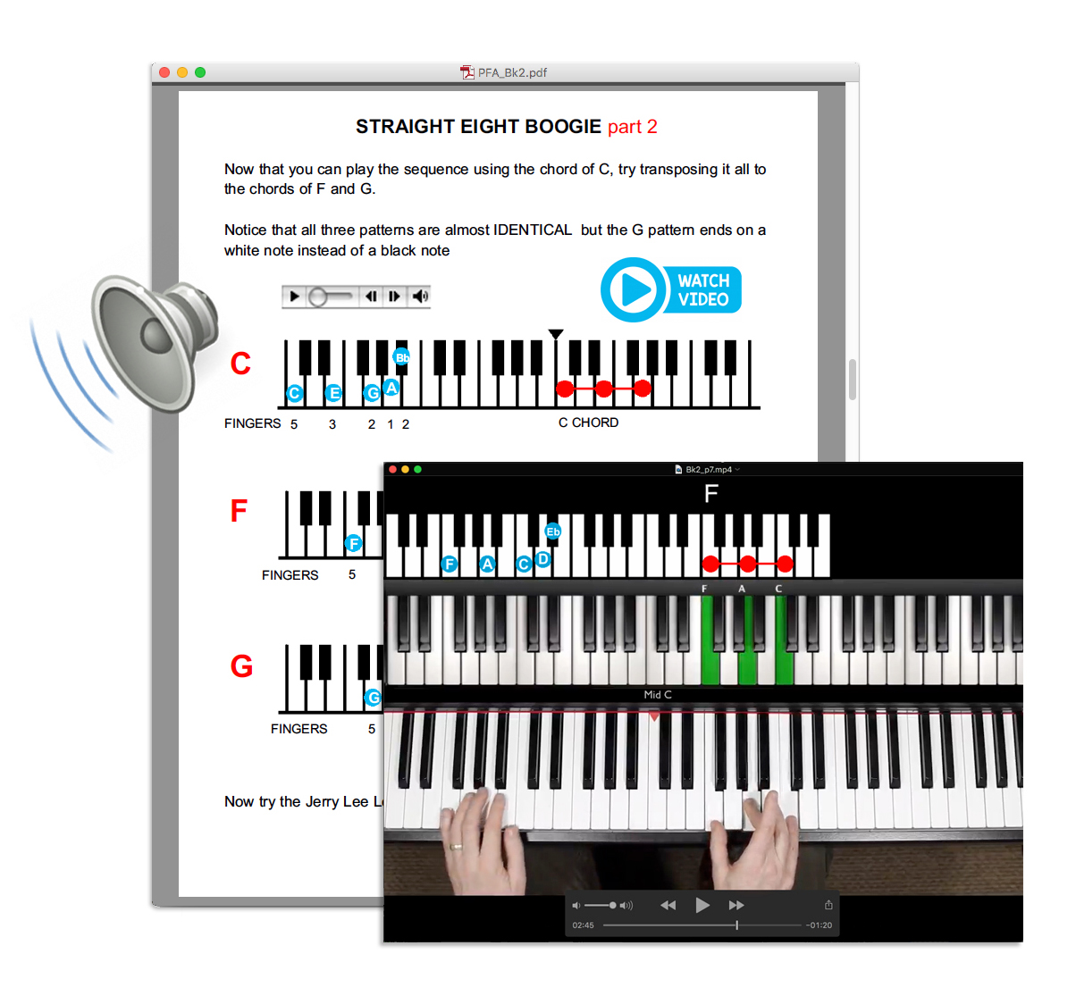Pianoforall PDF Sample