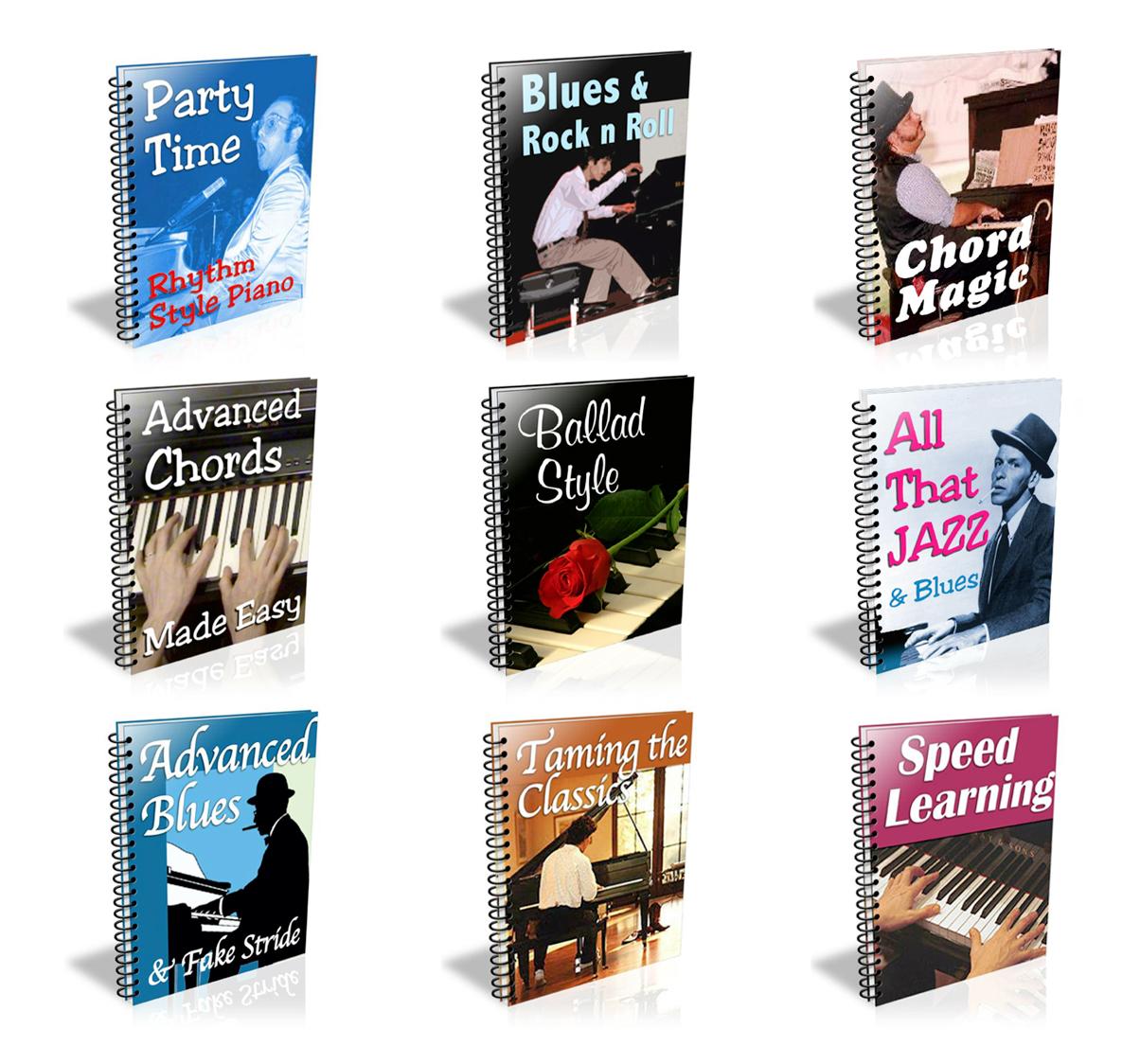 Pianoforall 9 Ebooks